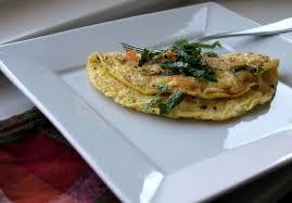 omelette feta