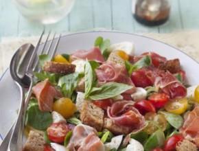 salade complète pour le midi
