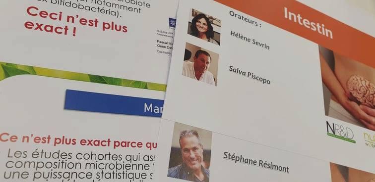 Table ronde : «TOUTES LES MALADIES COMMENCENT AU NIVEAU DE L'INTESTIN»